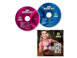 Zumba Incredible Beats - 2CD set