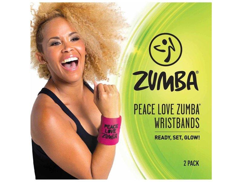 Zumba Wristbands Set