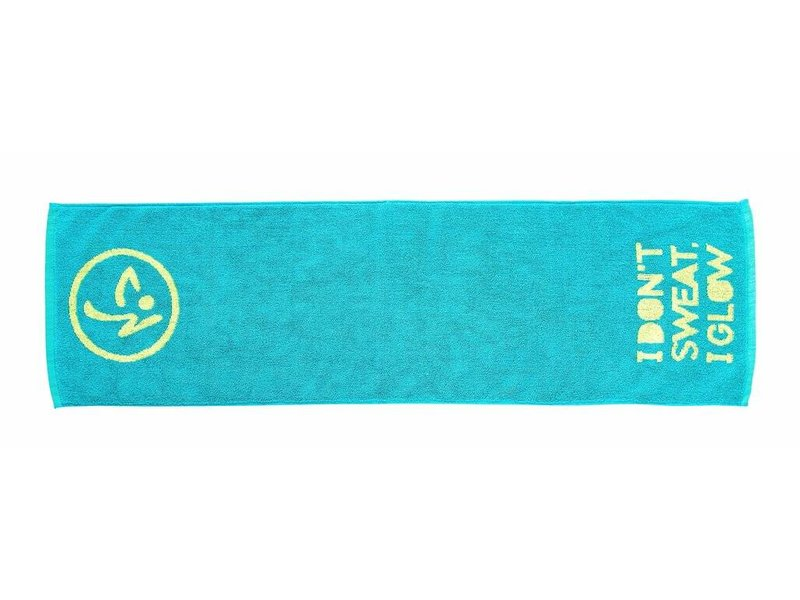 Zumba Fitness Towel