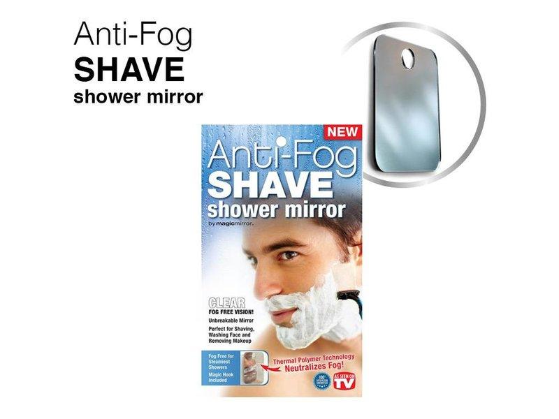 Magic Mirror - Anti-Fog Shave Mirror