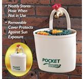 Pocket Hose Holder