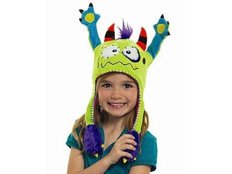 Flipeez Hat Monster