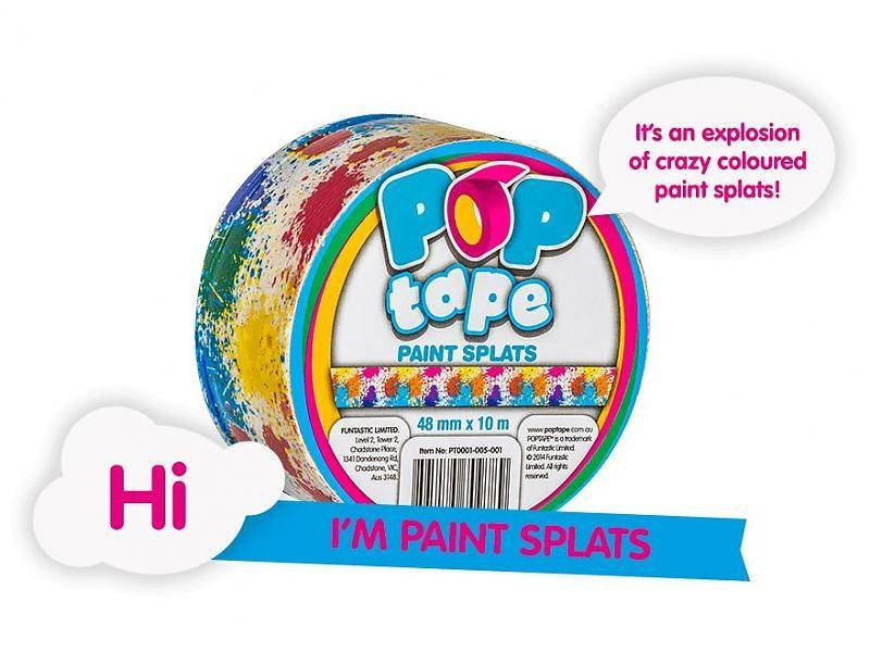 Pop Tape Knutseltape