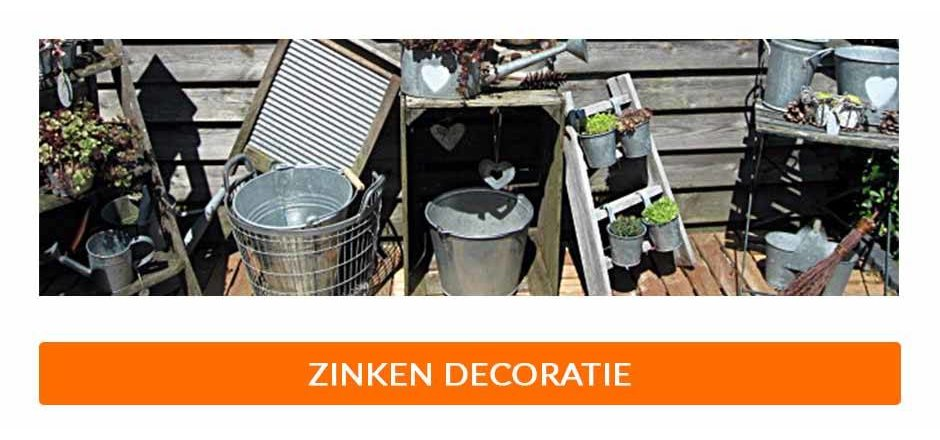 Zinken Decoratie
