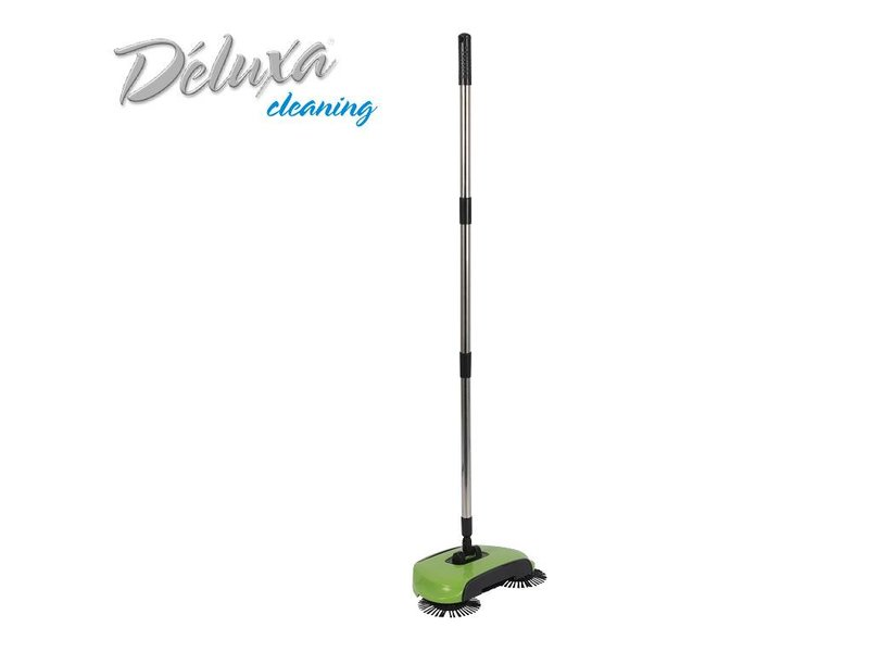 Eco Cleaning Spin Broom