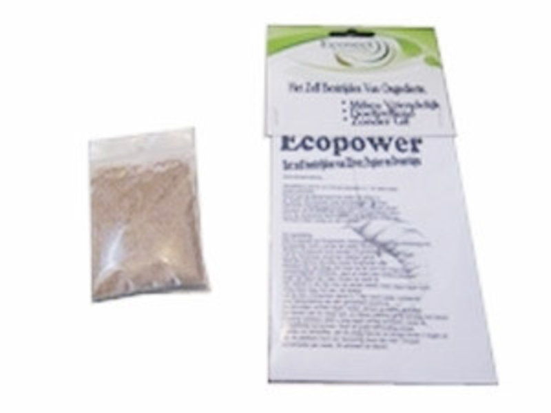Ecosect Ecopower tegen Zilvervisjes