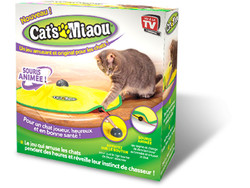 Cat's Miaou toy