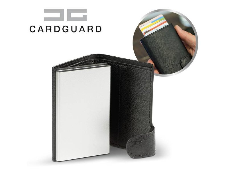 Card Guard Pasjeshouder