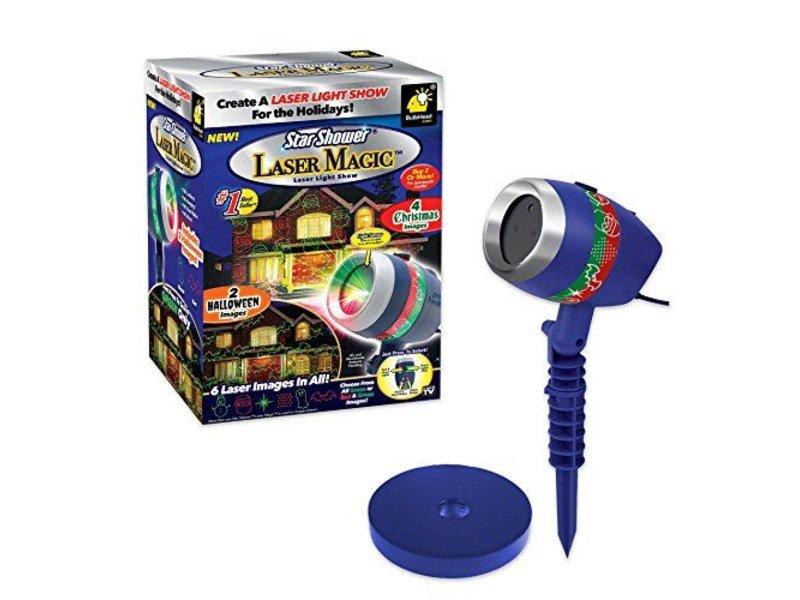 Star Shower Laser Magic 6 patterns