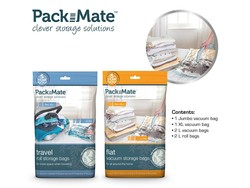 Packmate Vacuum Bag Set 6 pcs.