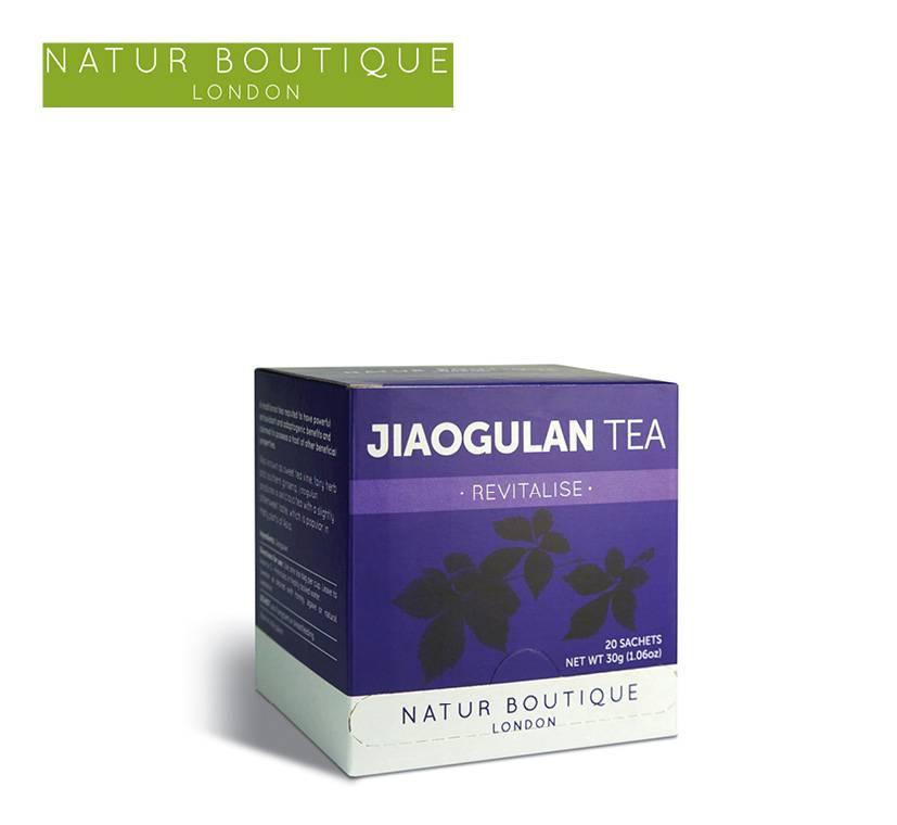jiaogulan thee
