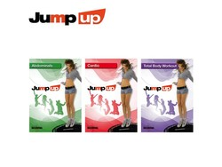 Booming Fitness Jump Up 3-delige DVD set