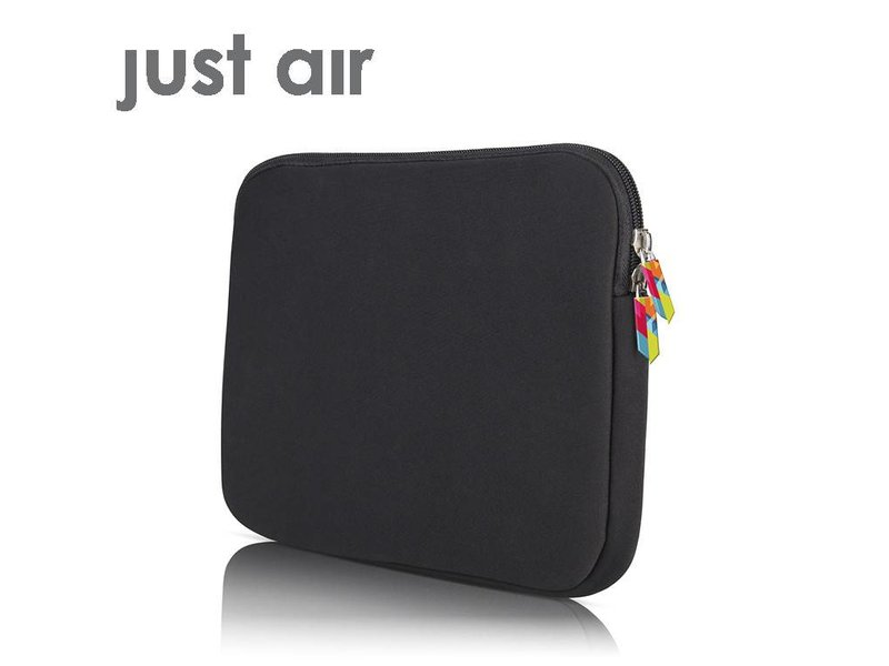 Ipad Case Just Air Neoprene Black