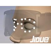 Jidue Oogmassage masker Roze