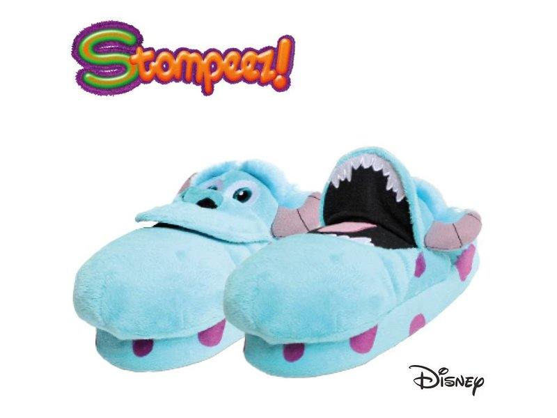 Stompeez Disney Sulley Slippers