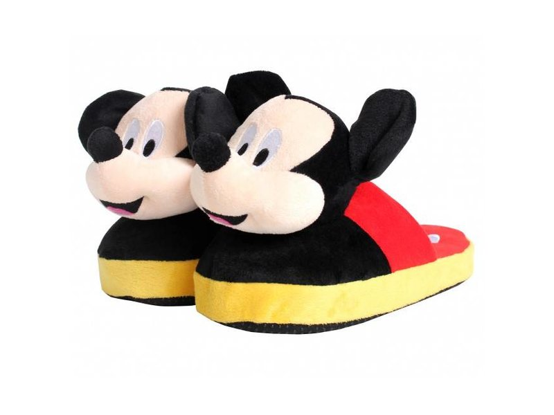 Stompeez Disney Mickey Mouse Slippers