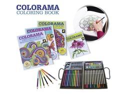 Colorama Coloring Set 61 pcs.