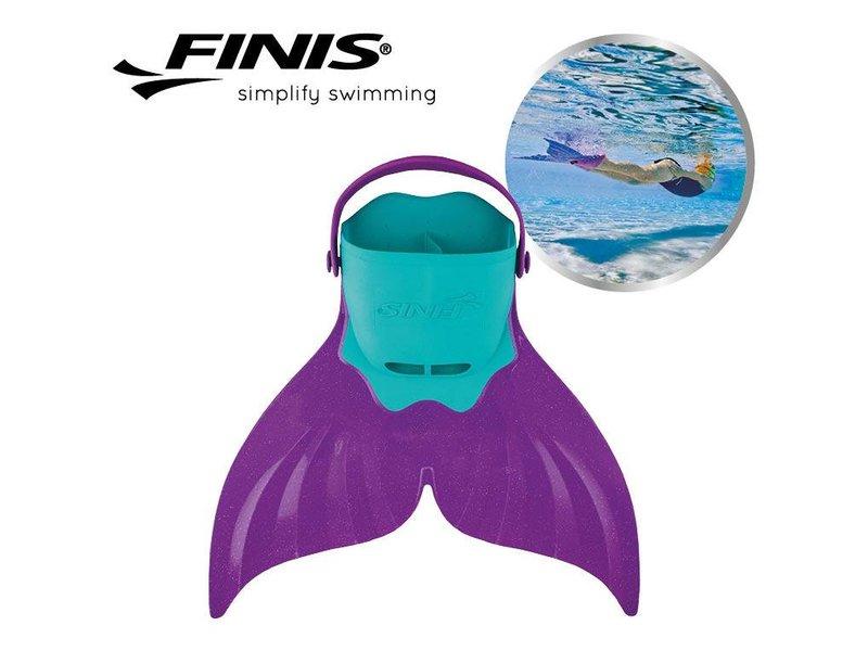 Finis Mermaid Swim Fin - Paradis Purple