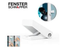 Fenster Schnapper - Window Security White