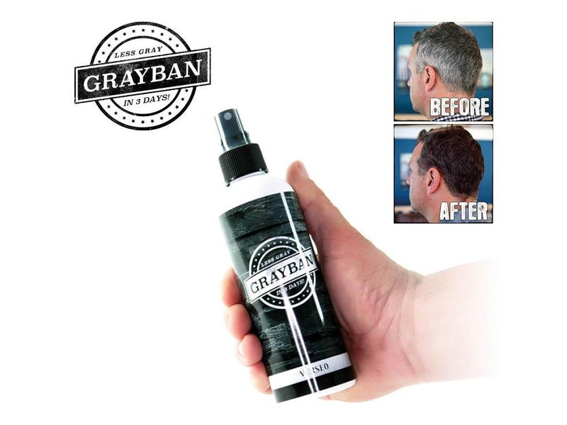 GrayBan Natural Hair Color Restore
