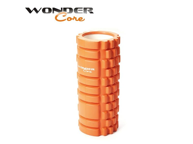 Wonder Core Massage Roller - Orange