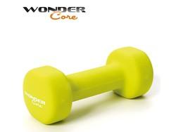 Wonder Core Neoprene Dumbbell Green - 1,5 kg
