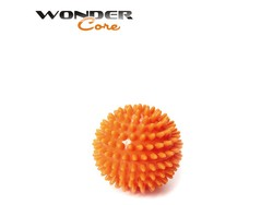 Wonder Core Spiky Massage Ball - 6 cm - Orange
