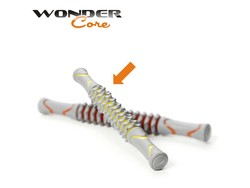Wonder Core Massage Stick - Gray/Green