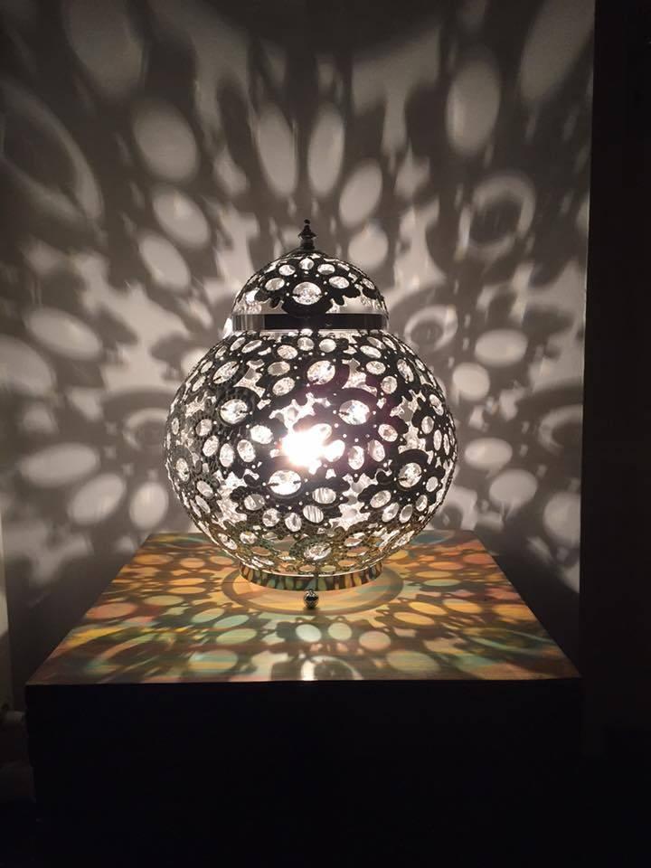 3D Wanddecoratie Metaal Bomen  WANDDECORATIE