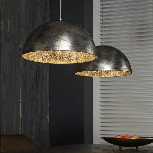 Vintage eettafel hanglamp + 2 led gloeilampen cadeau