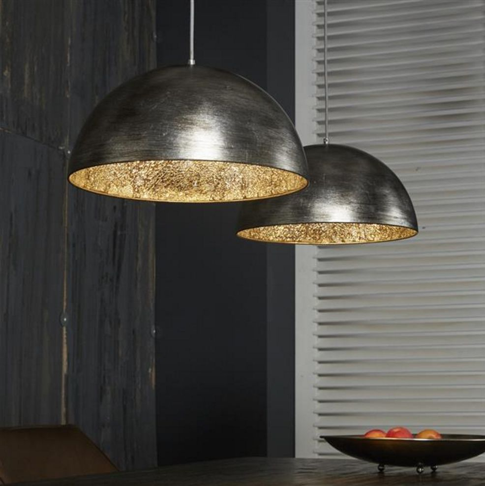 Mooie set van 2 industri le kappen de pauw wonen for Lamp industrieel