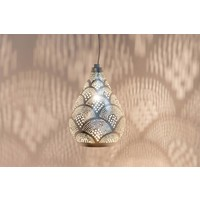 Egyptische hanglamp Elegance fan