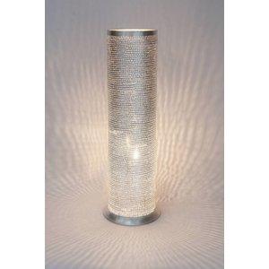 Table Lamp Tally Filisky Silver