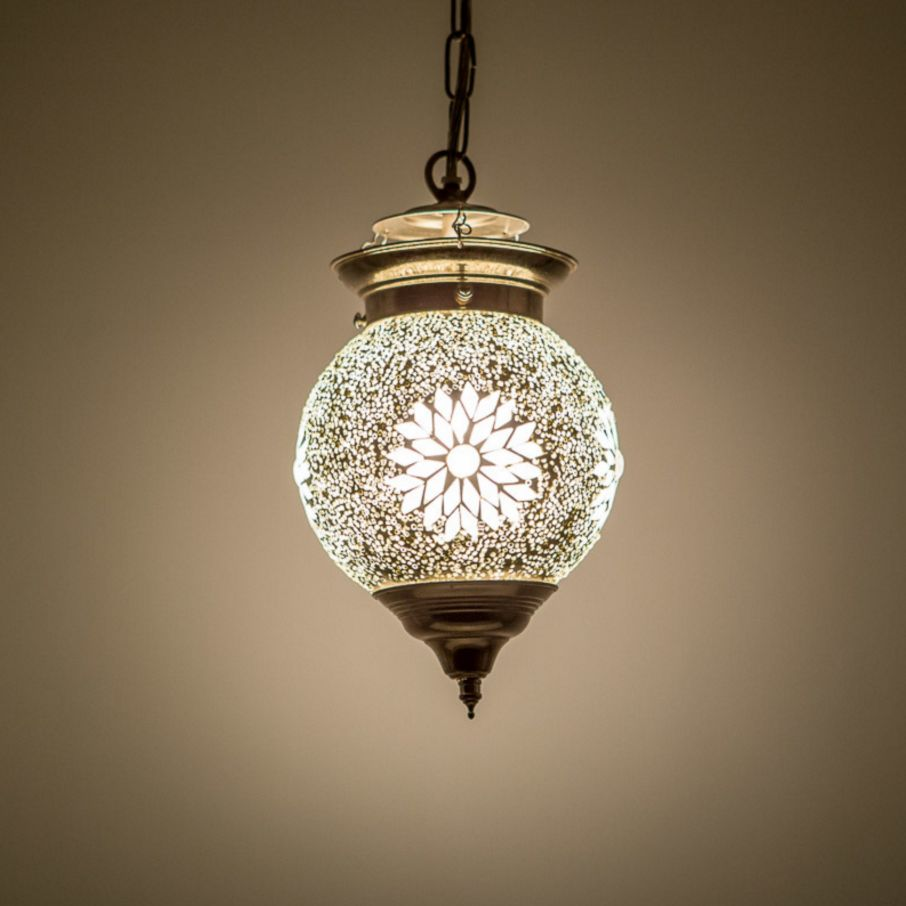 Hanglamp bol 15cm transparant moza ek de pauw wonen for Lampen bestellen
