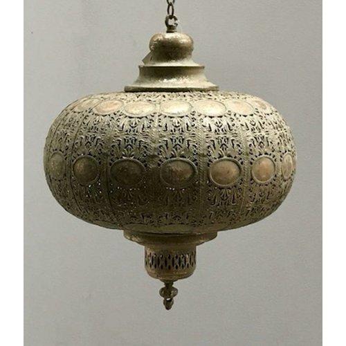 Kleine filigrain hanglamp Goud kleur