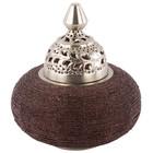 Tafellamp Casablanca klein paars