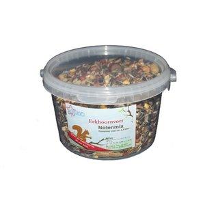 Eekhoorn voedermix 2.5 liter - 1,25KG