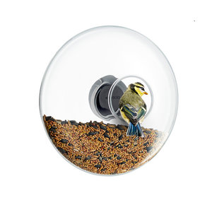 Eva Solo Window Bird feeder LARGE - Raamvoederhuisje