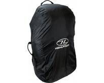 Combicover - 50-70l - flightbag - regenhoes - zwart