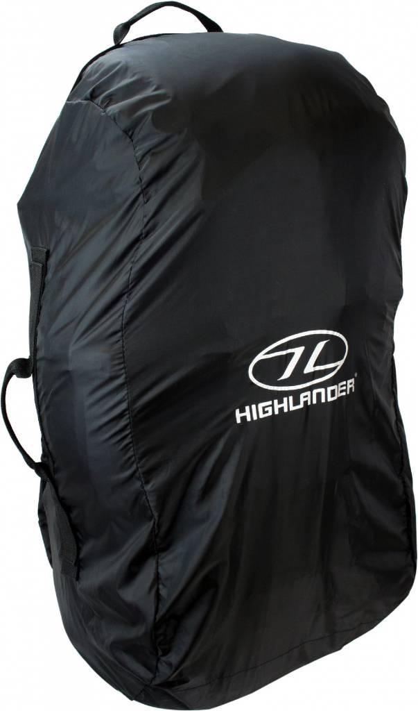 9a4ad8ecd3a Highlander Combicover - 50-70l - flightbag - regenhoes - zwart