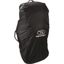 Combicover - 80-100l - backpack hoes - flightbag - regenhoes - zwart