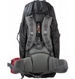 Highlander Combicover - 80-100l - backpack hoes - flightbag - regenhoes - zwart