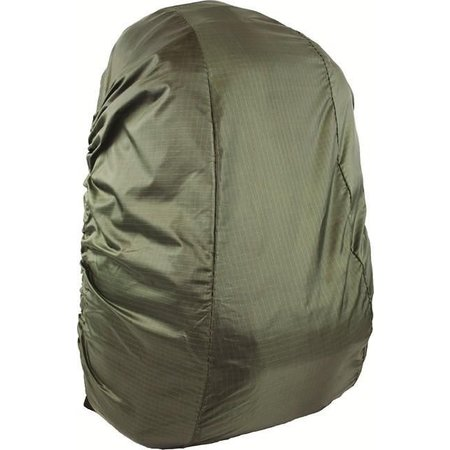 Highlander Backpack regenhoes 40-50 liter olive groen