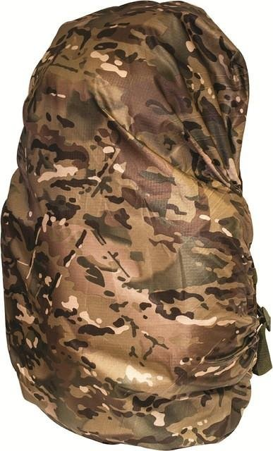 Highlander Backpack regenhoes 40-50 liter camouflage