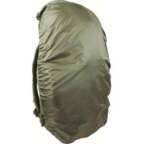 Backpack regenhoes 60-70 liter groen