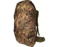 Backpack regenhoes 60-70 liter camouflage