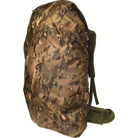 Highlander Backpack regenhoes 80-90 liter camouflage