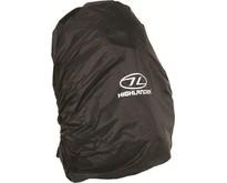 Backpack regenhoes 40-50 liter zwart