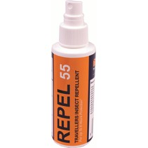Deet 50% - 60 ml -muggenspray - 6h - insect repellent