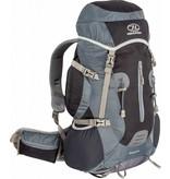 Highlander Rocky - hiking rugzak - 40 liter - zwart
